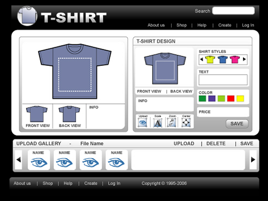GO - Graphic One - Illustration